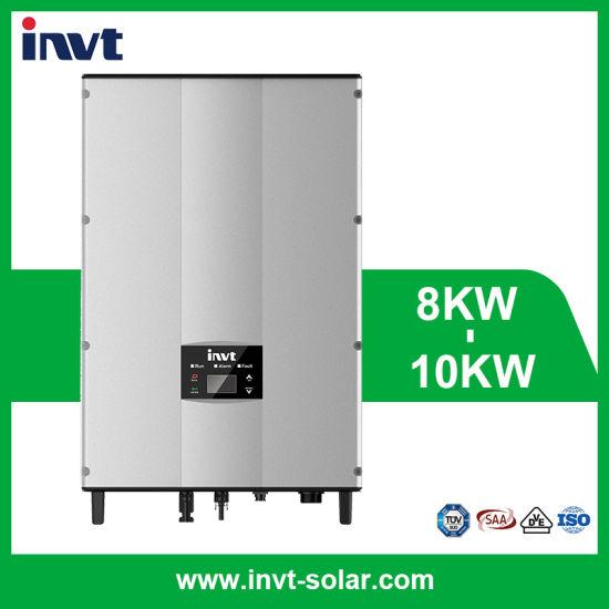 China Invt Bg Series 8kw/10kw Three Phase Grid-Tied Solar Inverter ...