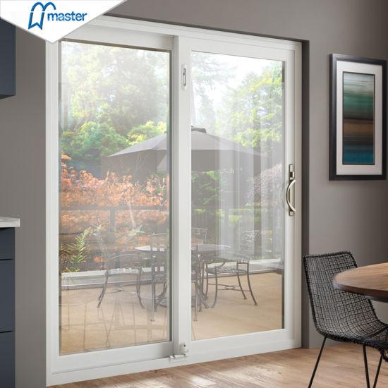 interior aluminium glass single french