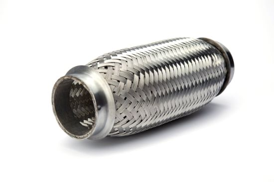 stainless steel auto exhaust flexible