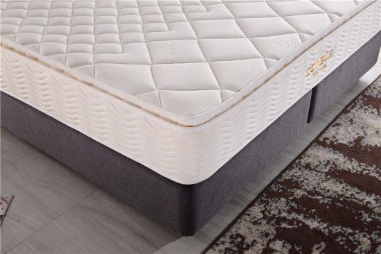 size single pillow top spring mattress