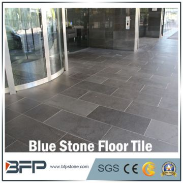 China Natural Popular Blue Stone for Floor Tile Paving Stone Wall     Natural Popular Blue Stone for Floor Tile Paving Stone Wall Cladding Facade