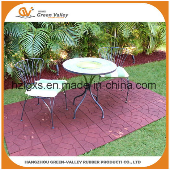 china rubber tiles rubber floor tiles