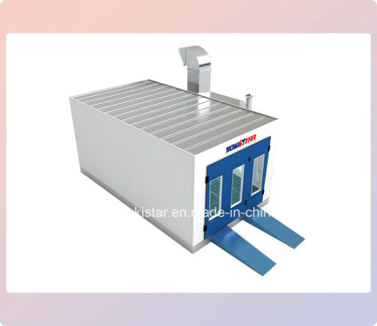 paint booth exhaust filters