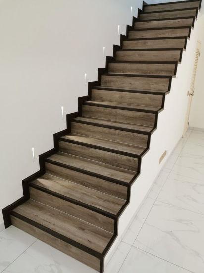 china anti slip spc flooring vinyl tile