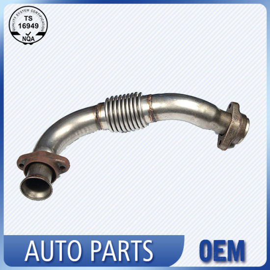 exhaust pipe name of parts of motor