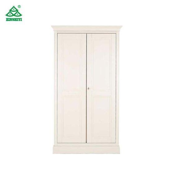 chine laque blanc chambre armoire