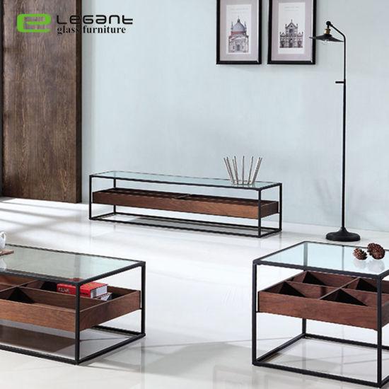 mobilier en bois moderne meuble tv