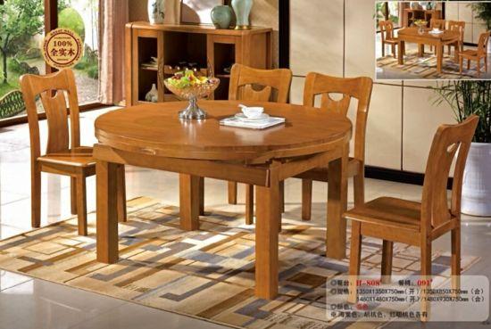 table a manger moderne en bois meubles