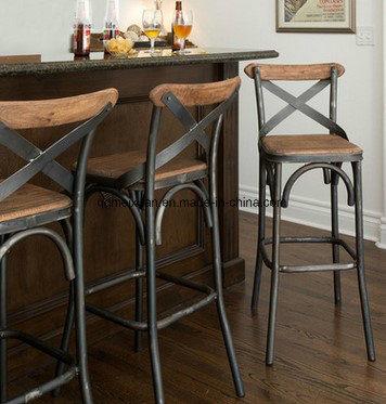 chaise bar retro chaises