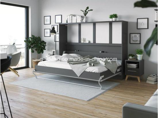 mobilier chambre lit mural