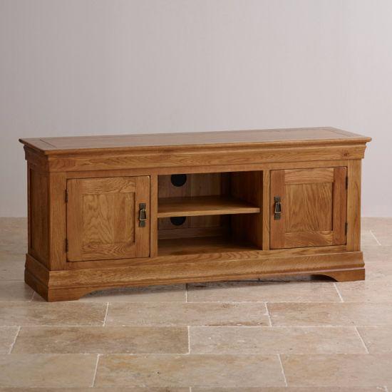 bois massif meuble tv