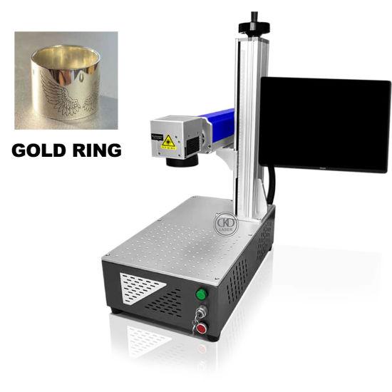 chine machine de marquage au laser pour