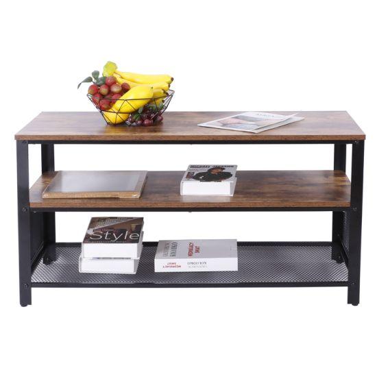 mobilier simple moderne salon meuble tv