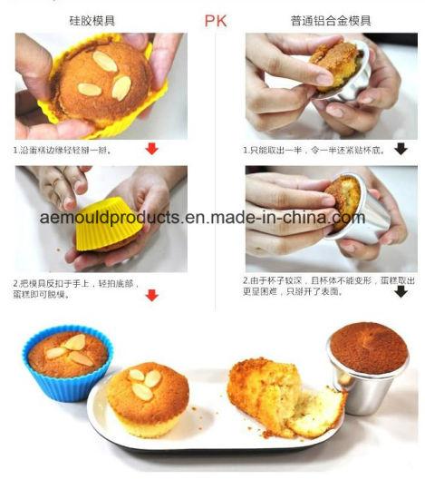 chine diy muffin en silicone tasses la