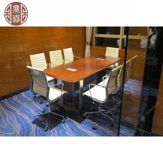 chine rectangle table de salle de