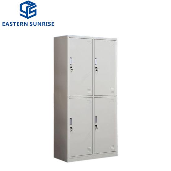 chine meubles en acier armoire