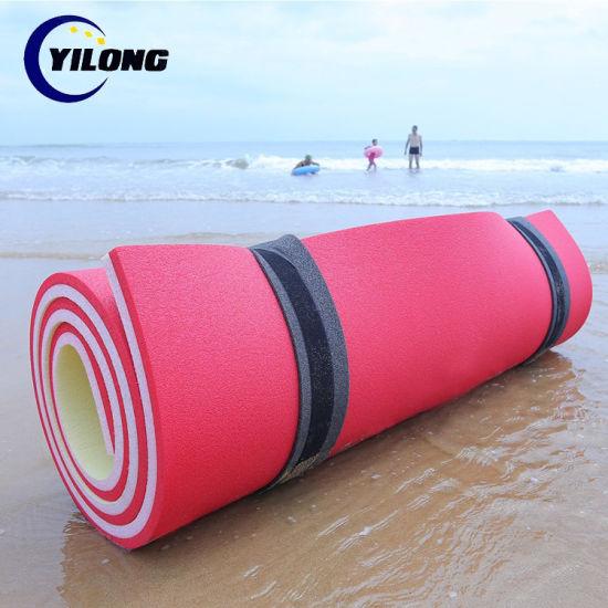 chine tapis flottant d eau de piscine