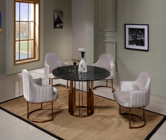 manger moderne ensembles round table