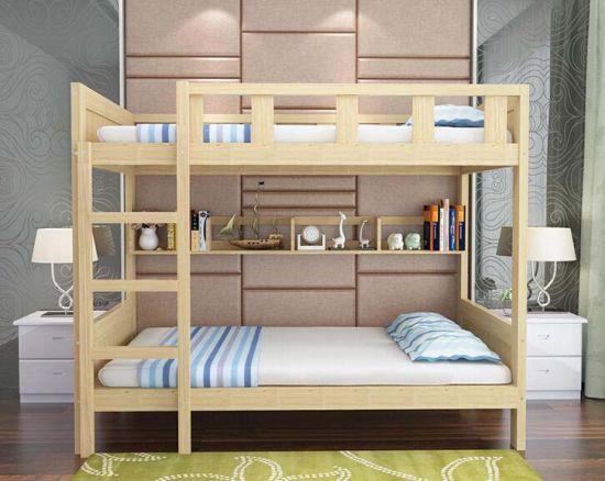 chine chambre lit en bois massif des