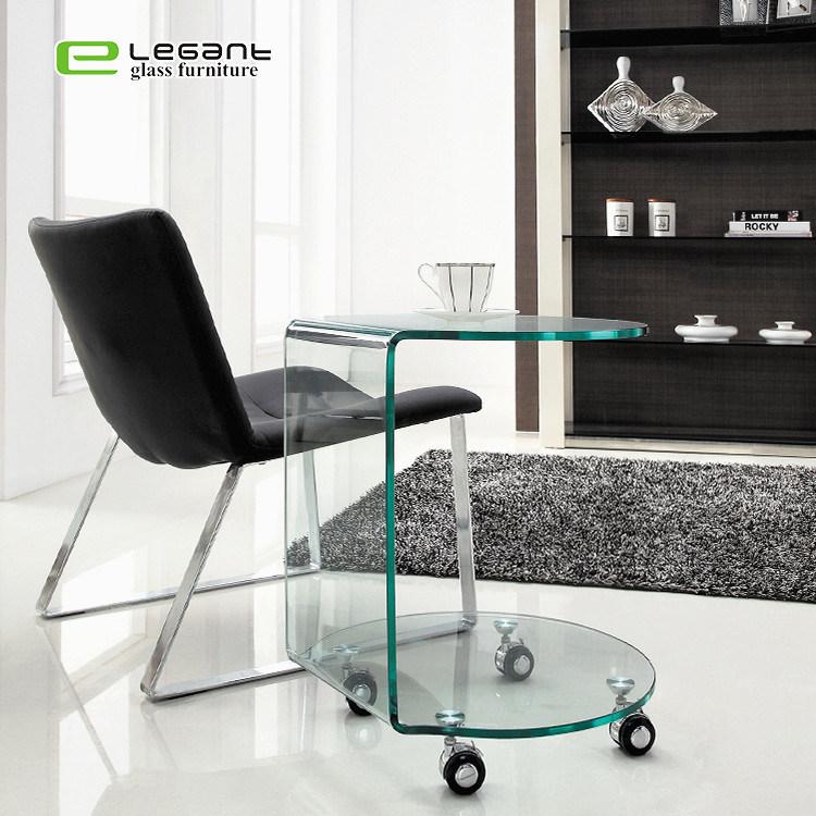china office c shape round wheels bent