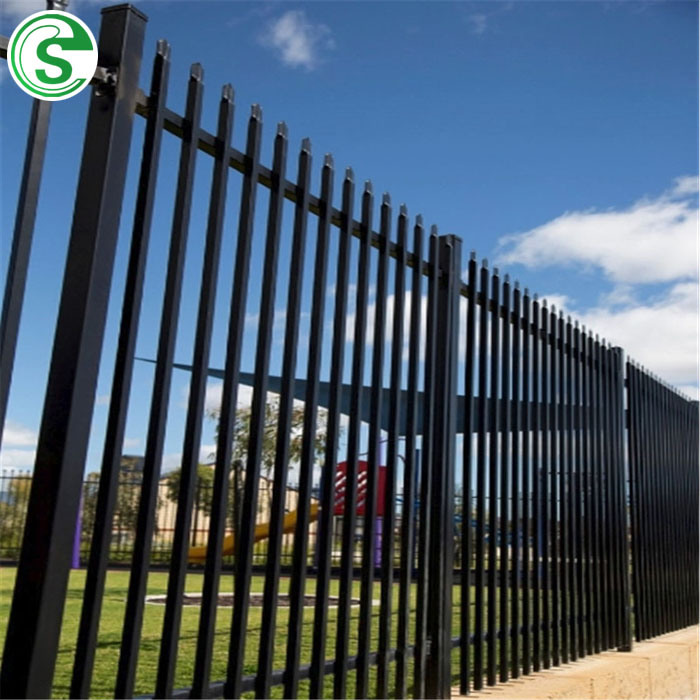 Decorative Metal Fencing And Gates Shelly Lighting