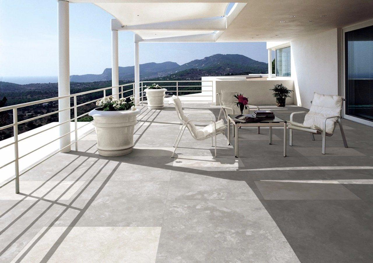 hot item the seaside apartment matte grey ceramic marble flooring tiles 600 x 1200 mm