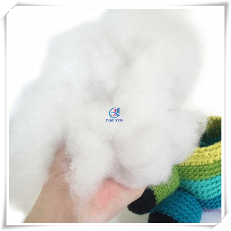 china hollow fiber polyester filling