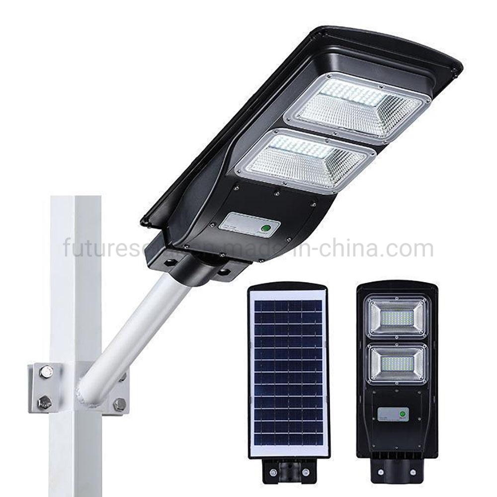 hot item led 60w solar street high brightness light 6000 lumens garden outdoor light