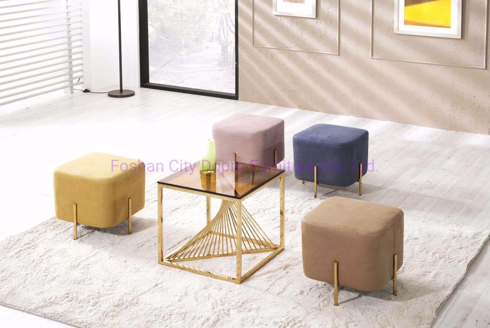 china bedroom stools metal legs living