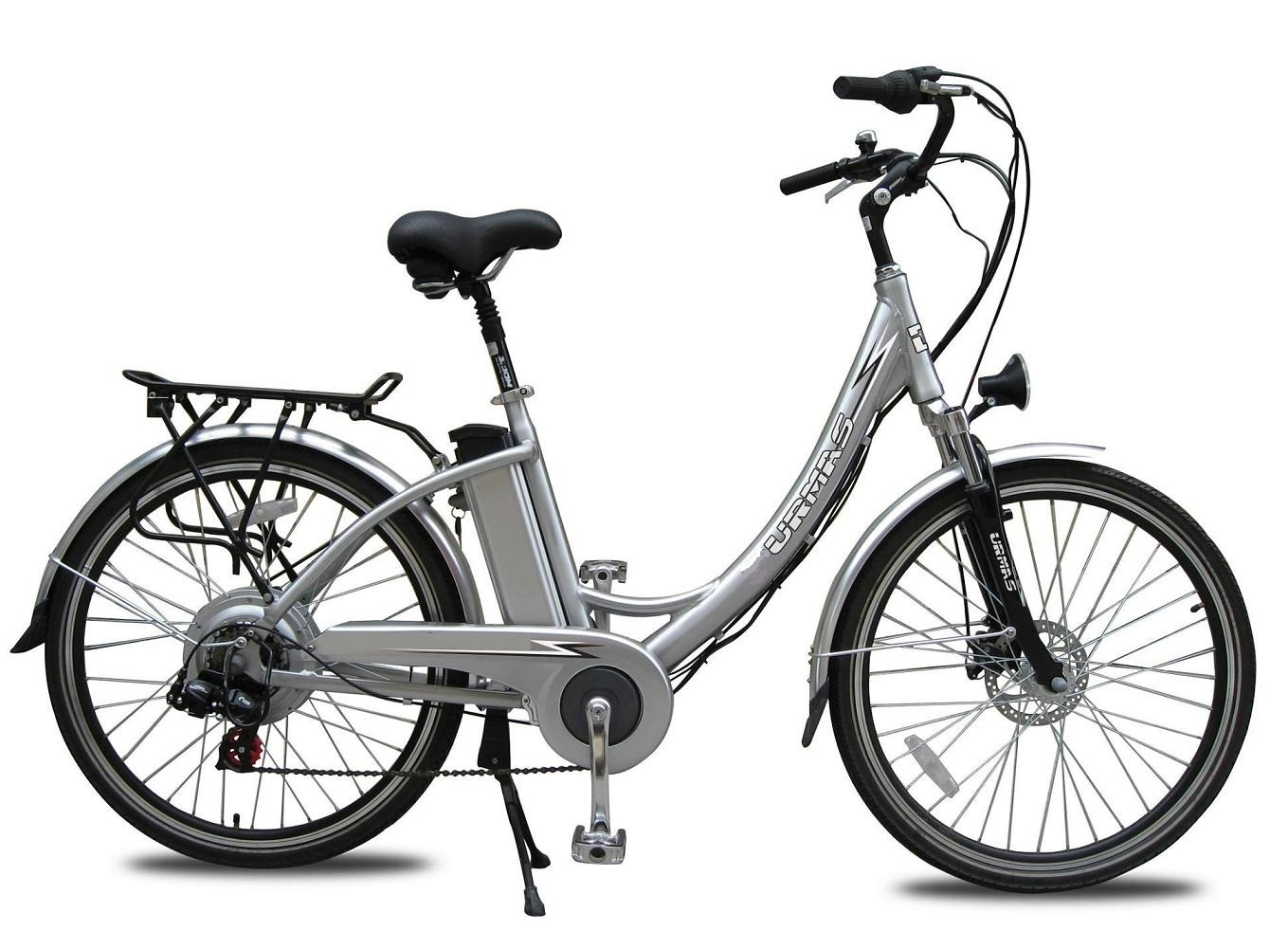 China Shimano 7s 36v Electric Bicycle