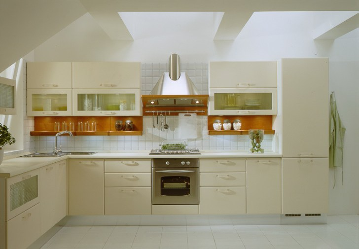Lacquer Kitchen Cabinet Apt 004 China