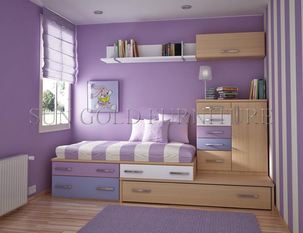 china contemporary smart kid bedroom
