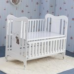 China Luxury Design Unique Infant Baby Beds With Free Cradle Mosquito Net China Baby Bed Cradle Infant Bed