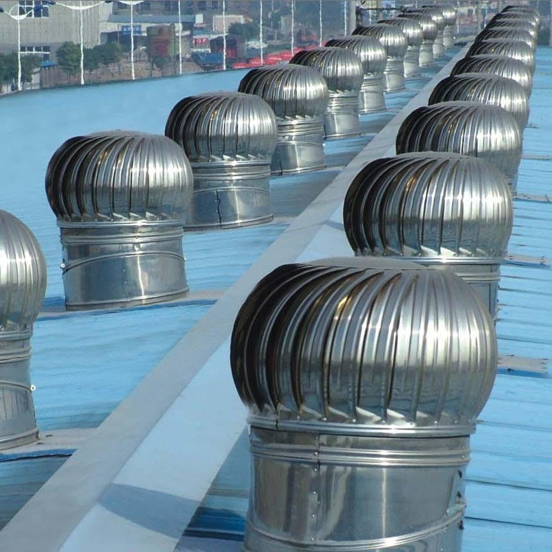 hot item chimney mushroom industrial super speed strong suction wind turbine air ventilation roof mounted exhaust fan