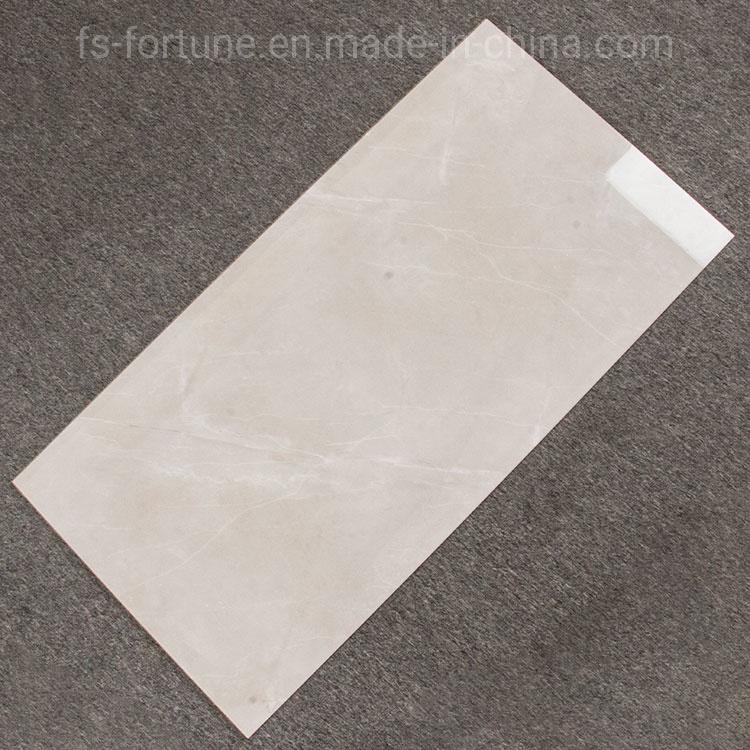 hot item 600x1200 poland bathroom white big size fullbody polished glazed floor tile