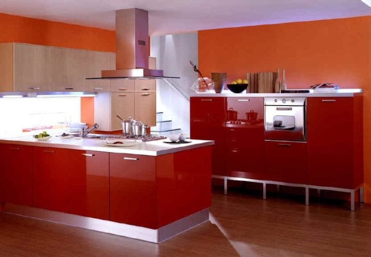 China Lacquer Kitchen Cabinets Antoine