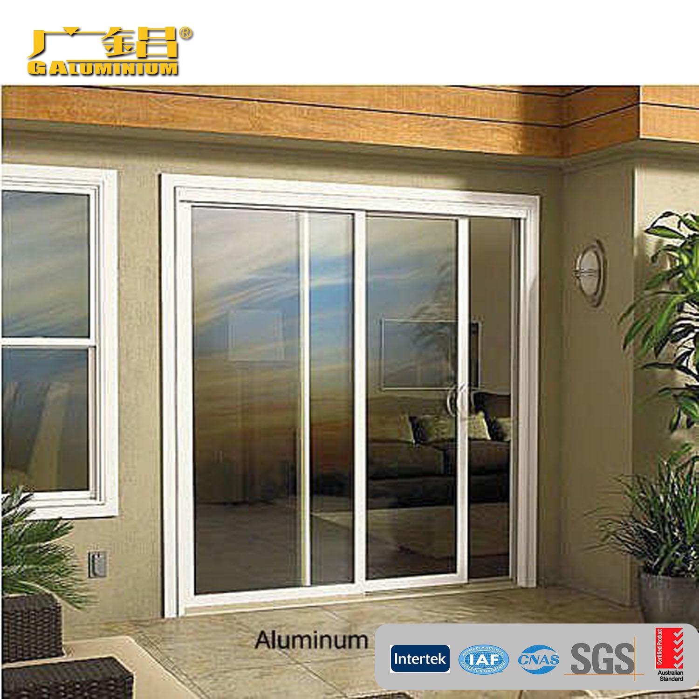 china double glass panel aluminium