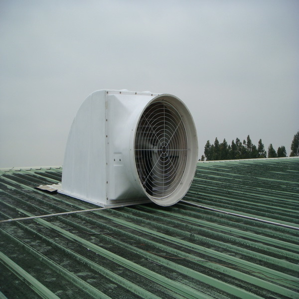 china industrial roof exhaust fan ofs