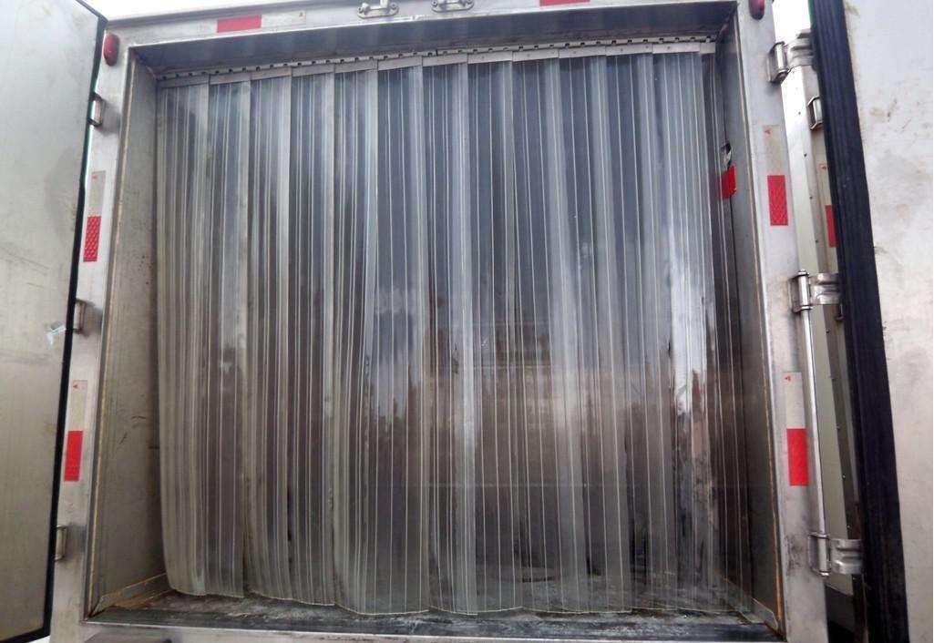 hot item anti mosquito anti static soft transparent plastic windproof pvc strip door curtain