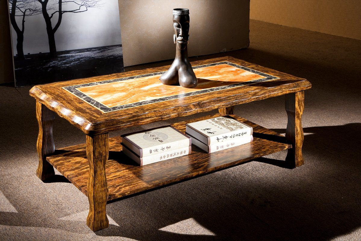 china wooden center table sofa table
