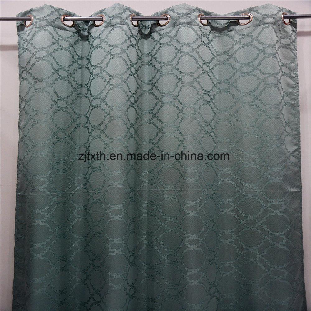 China Custom Made Nice Blackout Jacquard Fabric For Curtains China Curtain Fabric And Fabric For Curtain Price