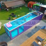 China Prefab Cheap Above Ground Pool Modular Container Pools Swimming China Above Ground Pool And Prefab Container Swimming Pool Price