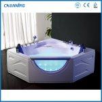 China Foshan Factory Bathroom Spa Corner Message Bathtub Jacuzzi Whirlpool Bath Hot Tub Qt 286 China Hot Tub Soaking Tub