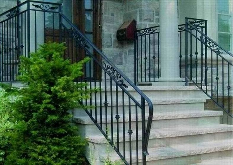 China Outdoor Wrought Iron Stair Railing China Fence Handrail   Outdoor Wrought Iron Stair Railing   Staircase   Marble Staircase   Design   Oak And Iron   Baluster Curved Stylish Overview Stair