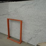 China India Polished Honed Flamed Stone Cut To Size Tiles Slabs Galaxy White Granite For Interior Exterior Wall Floor Covering Paving China Granite Countertop Bathroom Tiles