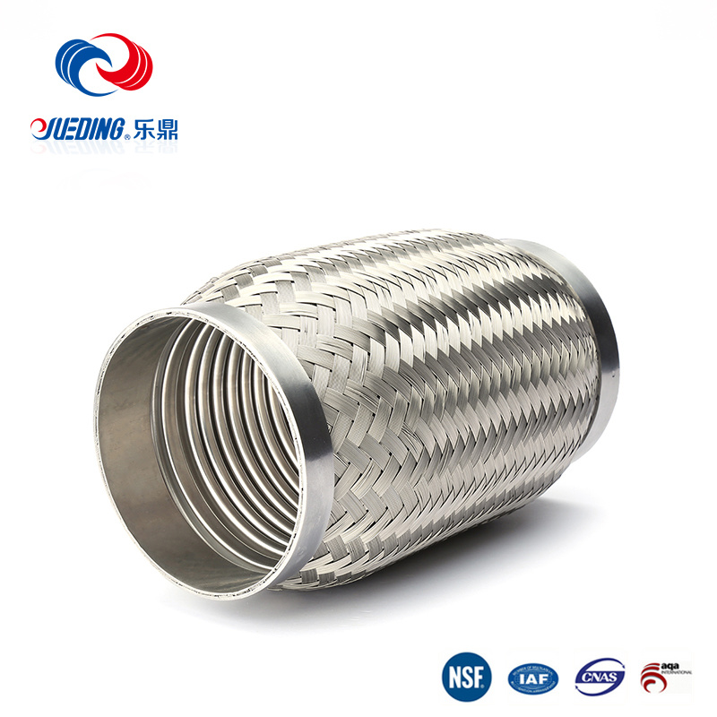 china 2 5 flex adapters exhaust pipe