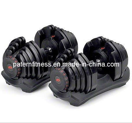 how to use bowflex adjustable dumbbells