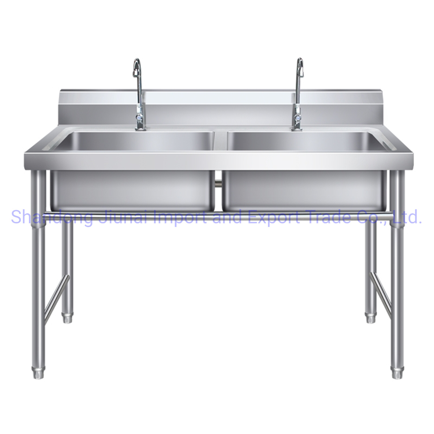 China Commercial Kitchen Stainless Steel Sink With Drainboard Photos Pictures Made In China Com