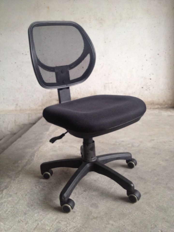 China Black Ergonomic Mesh Computer Office Desk Midback Task Cheap Office Chair Feck2041 China Office Chair Office Furniture