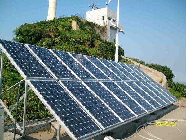 China Solar Power System (3000W) - China Solar Energy ...